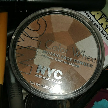 Photo of NYC Color Wheel Mosaic Face Powder uploaded by Sean W.