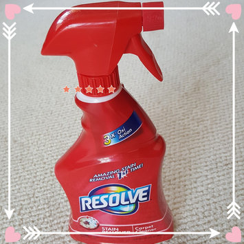 Photo of Resolve Carpet Cleaner Machine Solution Large Area uploaded by Lenz P.