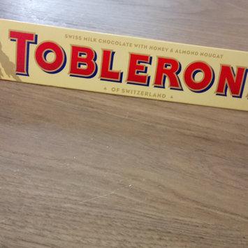 Toblerone Swiss Milk Chocolate uploaded by neeam j.