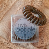 Invisibobble The Traceless Hair Ring Pretzel Brown 3 traceless hair rings uploaded by Felicia R.