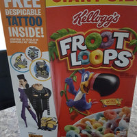 Kellogg's® Froot Loops® Cereal uploaded by Laura R.