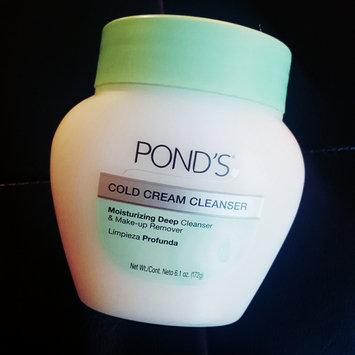 Pond's Cold Cream Cleanser uploaded by Liilly S.