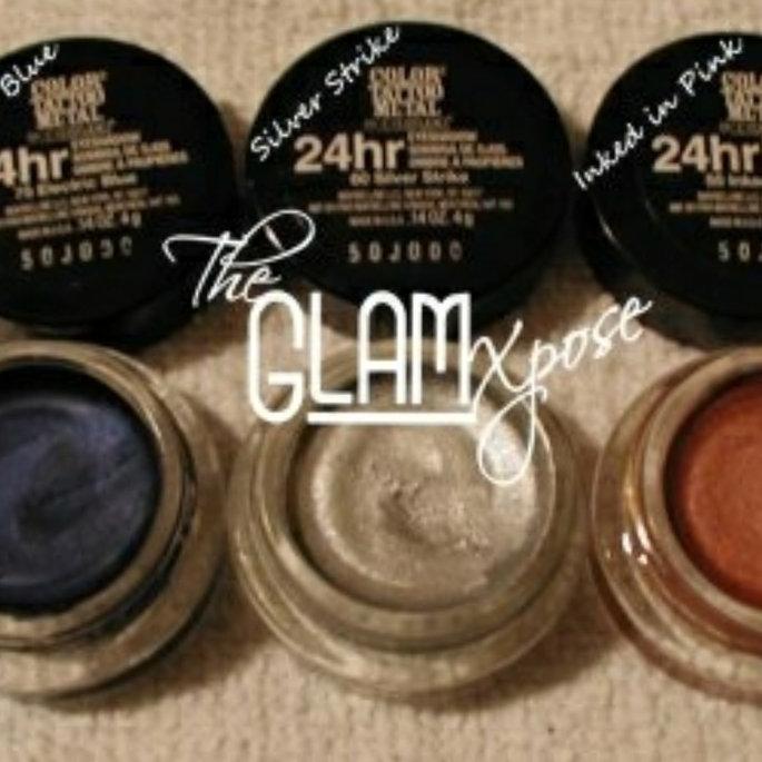 Photo of Maybelline Eyestudio® ColorTattoo® Metal 24 Hour Cream Gel Eye Shadow uploaded by Teresa J.