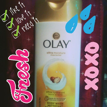 Photo of Olay Ultra Moisture Shea Butter Body Wash uploaded by Daria Q.