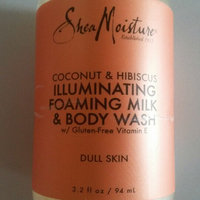 SheaMoisture Coconut & Hibiscus Foaming Milk & Body Wash uploaded by Ve-0804590 Rossy F.