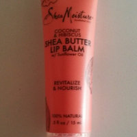 SheaMoisture Coconut & Hibiscus Shea Butter Lip Balm uploaded by Rossy F.