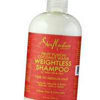 SheaMoisture Fruit Fusion Coconut Water Weightless Shampoo uploaded by Cindy B.