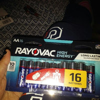 Rayovac Alkaline Value Pack AA Batteries uploaded by Ashlie H.