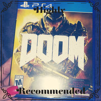 Sony Doom (PlayStation 4) uploaded by jenny c.