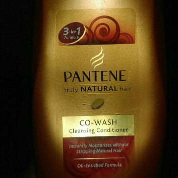 Photo of Pantene Pro-V Truly Natural Co-Wash Cleansing Conditioner uploaded by STACEY D.
