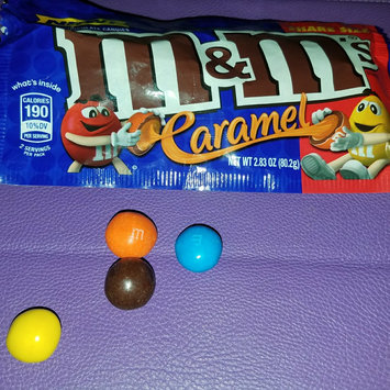Photo of M&Ms Caramel uploaded by Cortney S.