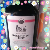 Nourish Organic™ Rejuvenating Rose Hip and Rosewater Body Oil Mist uploaded by Maria G.