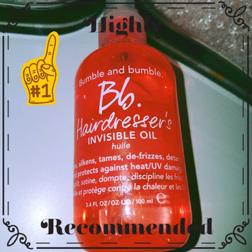 Photo of Bumble and bumble Hairdresser's Invisible Oil uploaded by Morgan R.