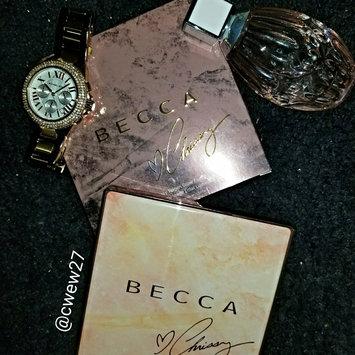 BECCA x Chrissy Teigen Glow Face Palette uploaded by Criselda W.