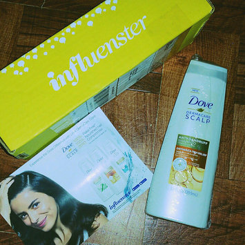Dove Dermacare Scalp Dryness & Itch Relief Anti-Dandruff Shampoo + Pyrithione Zinc uploaded by Carolina P.