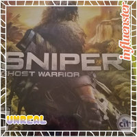 City Interactive 00256 Sniper: Ghost Warrior Xbox 360 uploaded by Oyuky R.