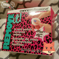 Onyx Professional Acetone Nail Polish Remover uploaded by Karen W.