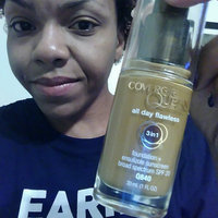 COVERGIRL Queen Collection All Day Flawless Foundation uploaded by Ashiah W.