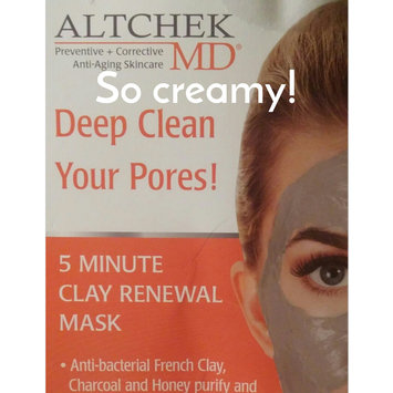 Photo of Altchek MD 5-Minute Clay Renewal Mask, Honey/Grey/Clay (Honey/Charcoal/Clay) uploaded by Jillian A.