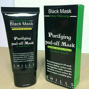 Shills - Acne Purifying Peel-Off Black Mask 50ml uploaded by Andrea A.