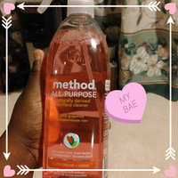 Method All-Purpose Natural Surface Cleaner Pink Grapefruit uploaded by LaLa W.