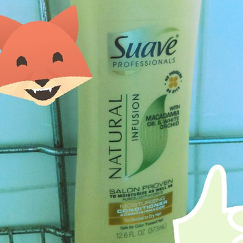 Photo of Suave Natural Infusion Macadamia Moisturizing Conditioner uploaded by Julissa H.