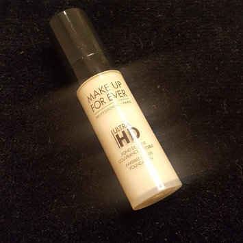 MAKE UP FOR EVER Ultra HD Foundation uploaded by Tina H.