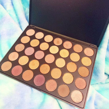 Morphe T35 Taupe Eyeshadow Pallet uploaded by ROMESA A.