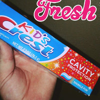 Crest Kid's Cavity Protection - Sparkle Fun uploaded by sarah a.