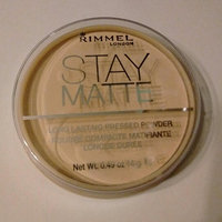 Rimmel London Stay Matte Pressed Powder uploaded by Emma R.