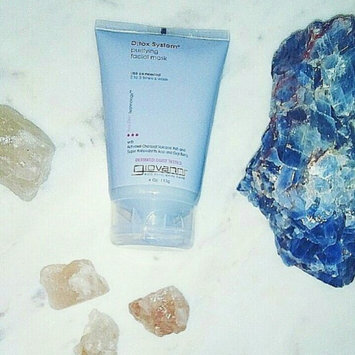 Photo of Giovanni D:tox System Purfying Facial Mask uploaded by Ashley W.