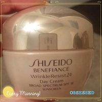 Shiseido Benefiance WrinkleResist24 Day Cream uploaded by Jillian A.