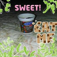 YoCrunch Yogurt Vanilla with M&M's uploaded by Leidi R.