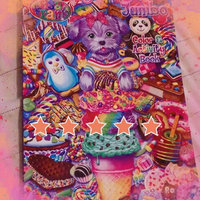 Lisa Frank Giant Coloring and Activity Book ~ A Magical World! (96 Pages) (Puppy Cover) uploaded by Ashlie H.