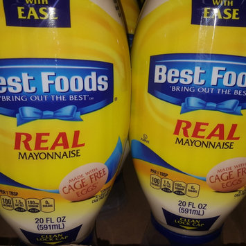 Best Foods Real Squeeze Mayonnaise 20 oz uploaded by Judith C.