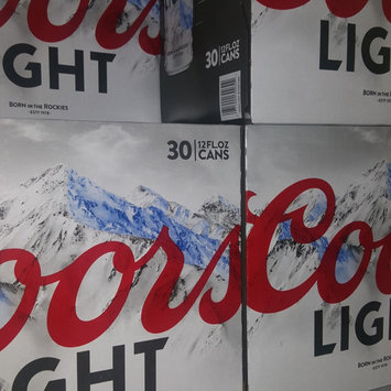 Photo of Coors Light uploaded by Judith Z.