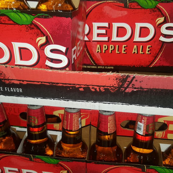 Redd's Apple Ale Bottles uploaded by Judith C.