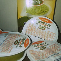Wholly Guacamole Minis 100 Calorie Mini Cups Classic - 6 CT uploaded by sarah a.