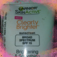 Garnier® Skin Active™ Clearly Brighter™ Brightening & Smoothing Daily Moisturizer with Broad Spectrum SPF 15 uploaded by Heidi H.