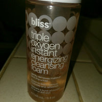 bliss Triple Oxygen Instant Energizing Cleansing Foam uploaded by cannaBibi E.