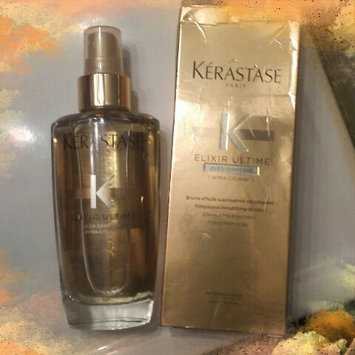 Photo of Kerastase Elixir Ultime Hair Oil For Softness, Strength & Smoothness uploaded by Tiffany T.