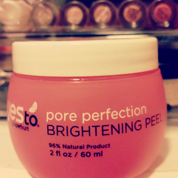 Yes to Grapefruit Pore Perfection Brightening Peel uploaded by Christina G.