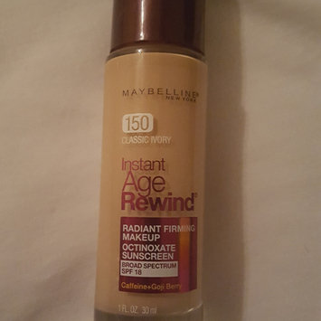 Maybelline Instant Age Rewind® Radiant Firming Makeup uploaded by Lycaness ..