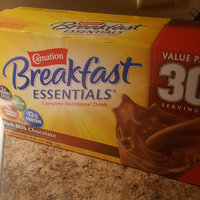 Carnation Breakfast Essentials Complete Nutritional Drink, Packets, Rich Milk Chocolate uploaded by Lycaness ..