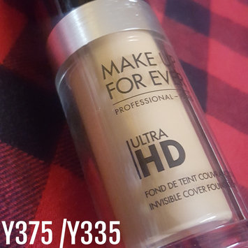 MAKE UP FOR EVER Ultra HD Foundation uploaded by Hira M.