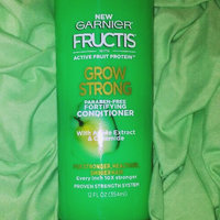 Garnier® Fructis® Grow Strong Conditioner 12 fl. oz. Bottle uploaded by BRANDY R.