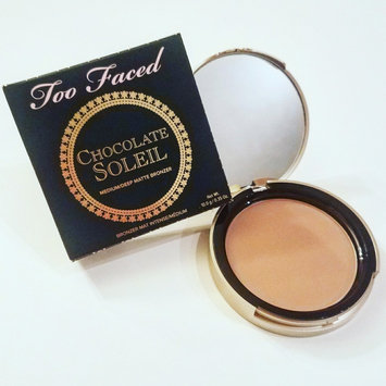 Too Faced Chocolate Soleil Bronzing Powder uploaded by Ashley A.