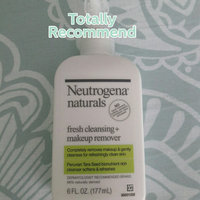 Neutrogena Naturals Fresh Cleansing + Makeup Remover uploaded by Britney A.