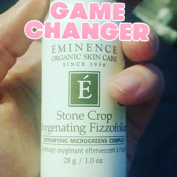 Photo of Eminence Stone Crop Oxygenating Fizzofoliant uploaded by Serena T.