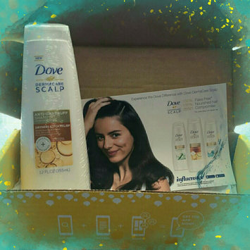 Dove Dermacare Scalp Dryness & Itch Relief Anti-Dandruff Shampoo + Pyrithione Zinc uploaded by Nikauly B.